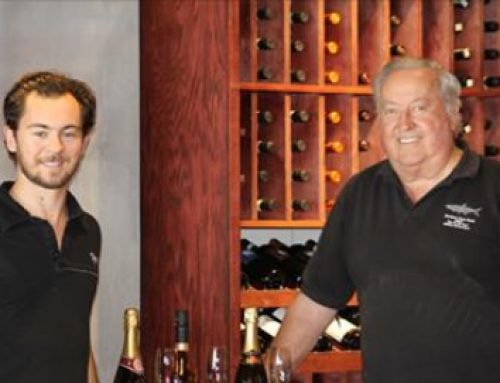 A new wine 'meeting place' opens at Lakewood Ranch Main Street.